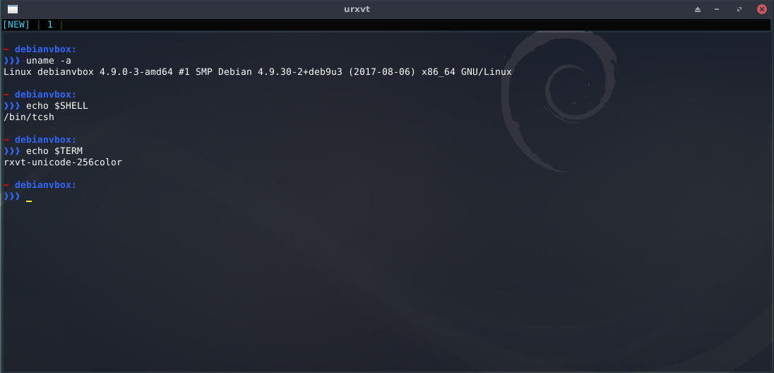 URxvt: messed prompt  | The FreeBSD Forums