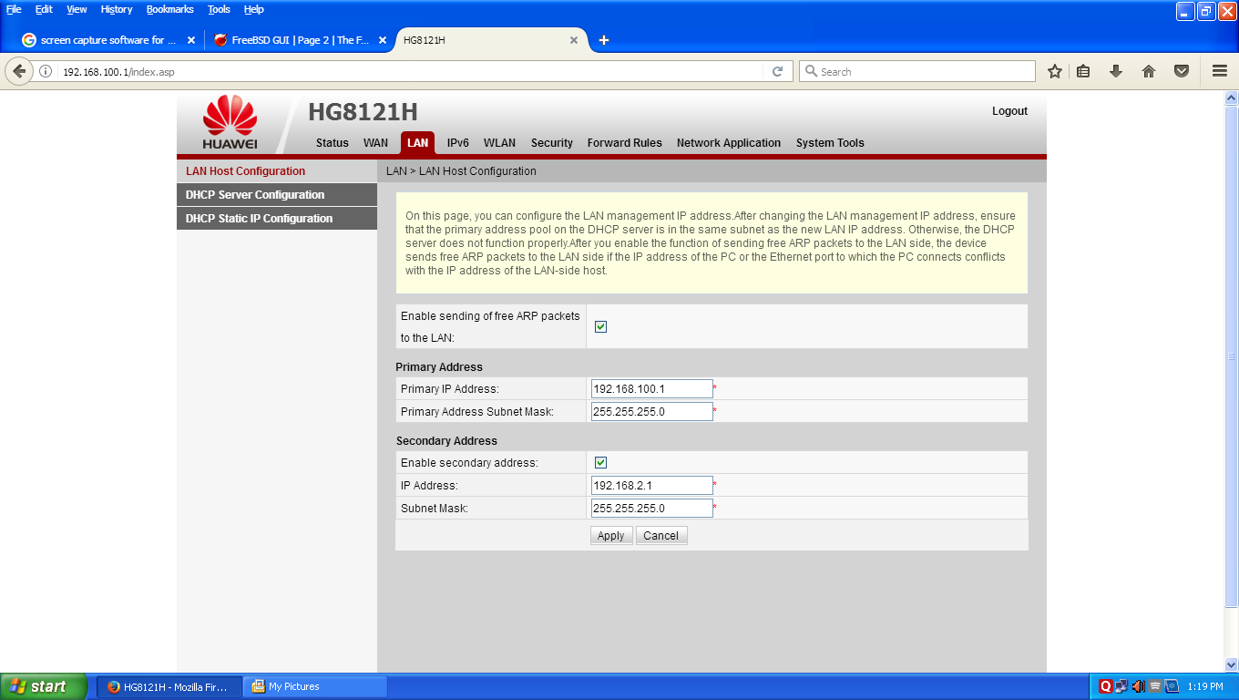 FreeBSD GUI | Page 2 | The FreeBSD Forums