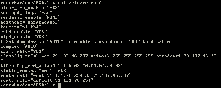 How to setup a Failover IP with OVH ? | The FreeBSD Forums