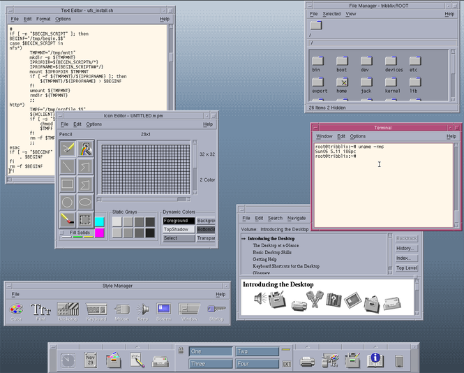 Using FreeBSD as Desktop OS | Page 19 | The FreeBSD Forums