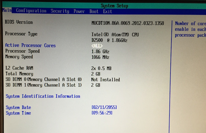 Atom Processor Motherboard No Boot Volume   The FreeBSD Forums