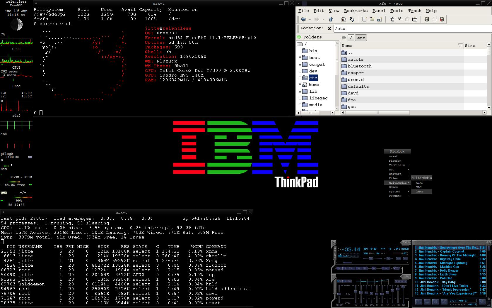 The Joker Desktop  | The FreeBSD Forums