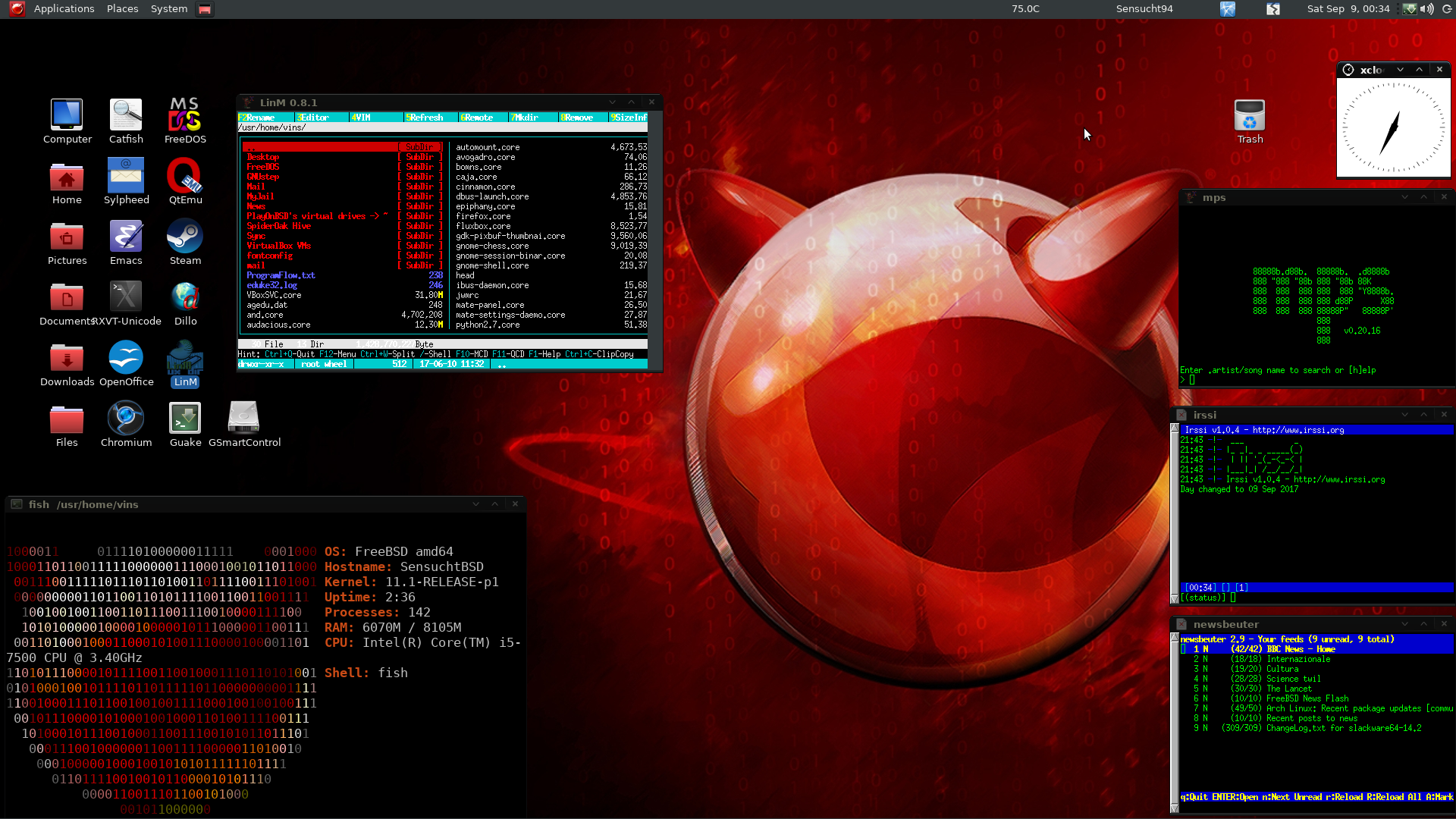 FreeBSD Screen Shots | Page 38 | The FreeBSD Forums