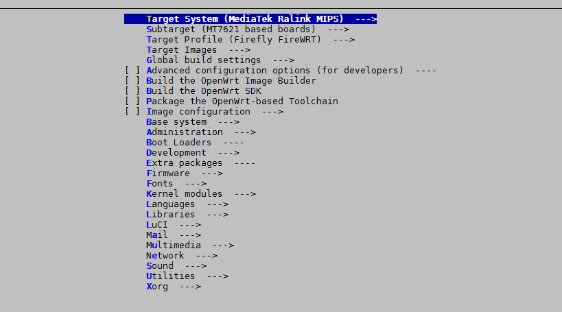 OpenWrt Build System | The FreeBSD Forums